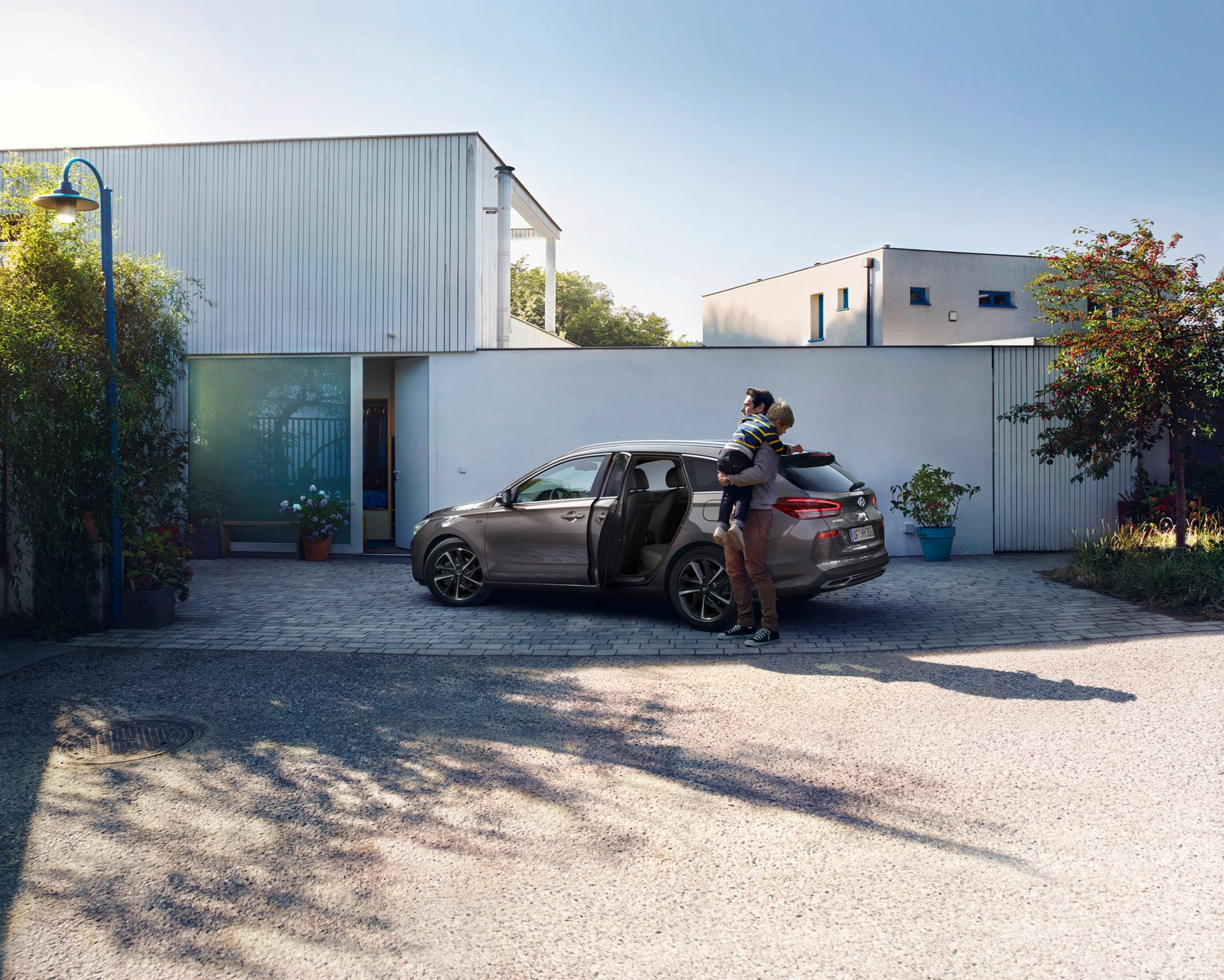 Hyundai Nuova i30 Wagon: Allestimenti, Versioni e Motorizzazioni