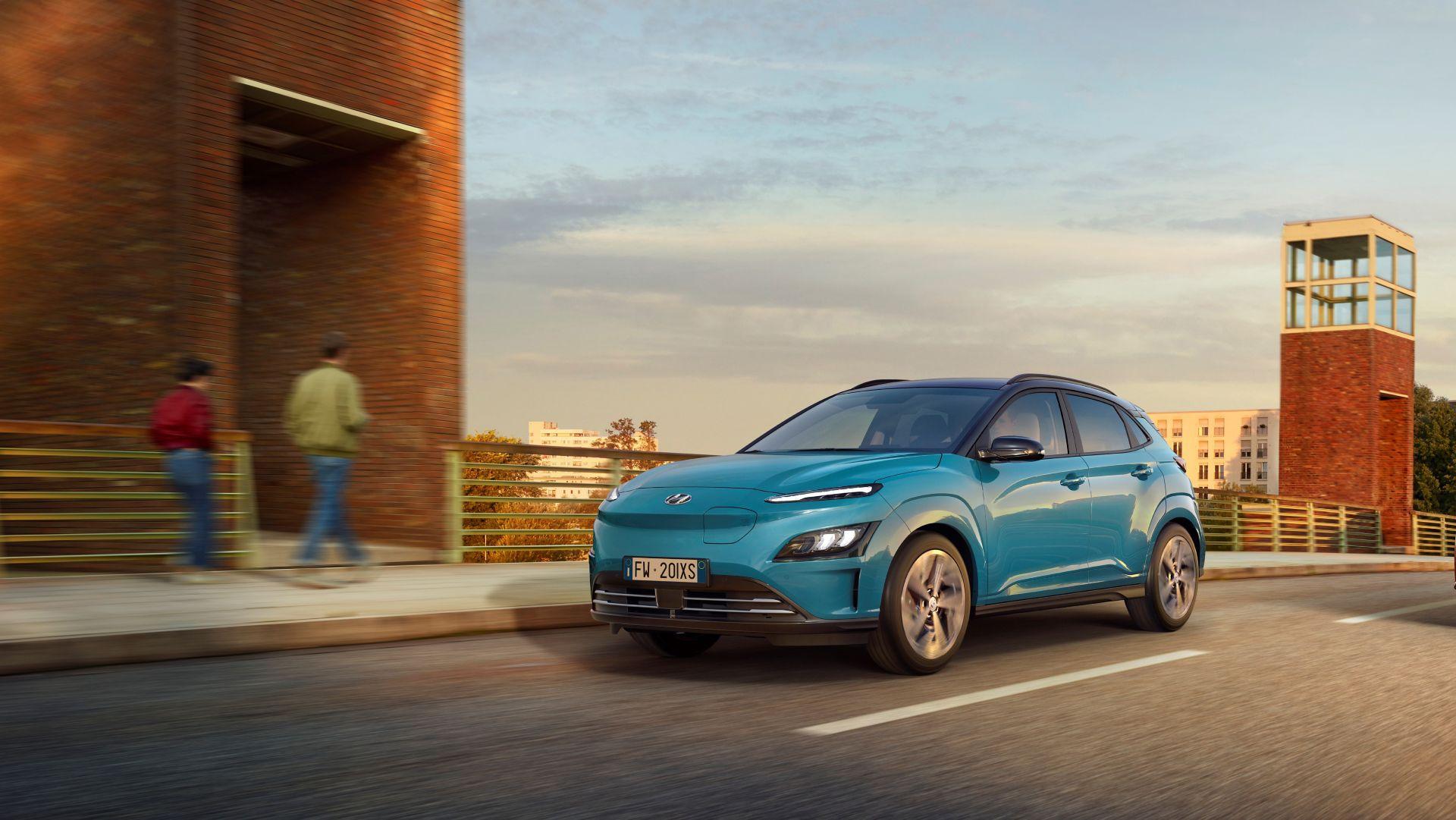 Hyundai Nuova KONA Electric. Offerta 2021-136