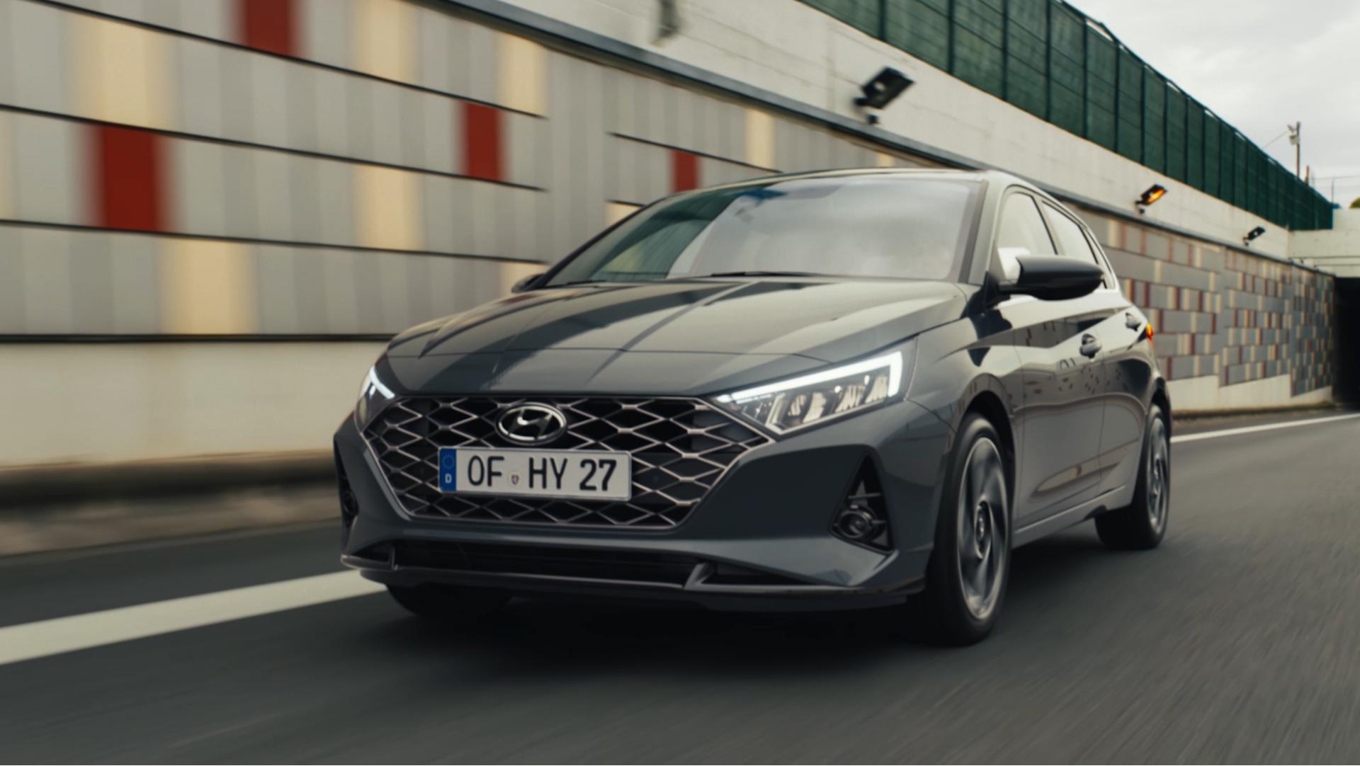 Hyundai Nuova i20: Allestimenti, Versioni e Motorizzazioni