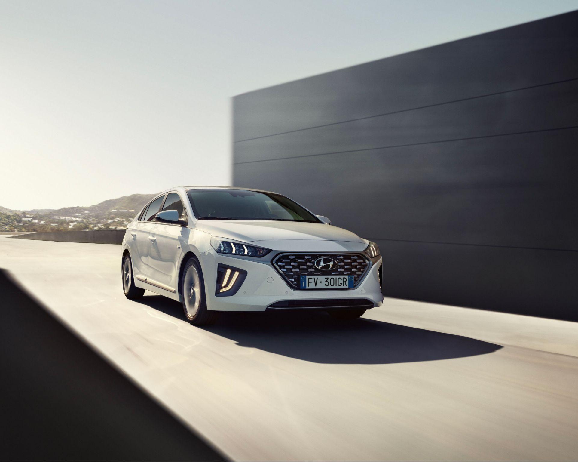 Hyundai Ioniq Hybrid (Prime) tutte le versioni