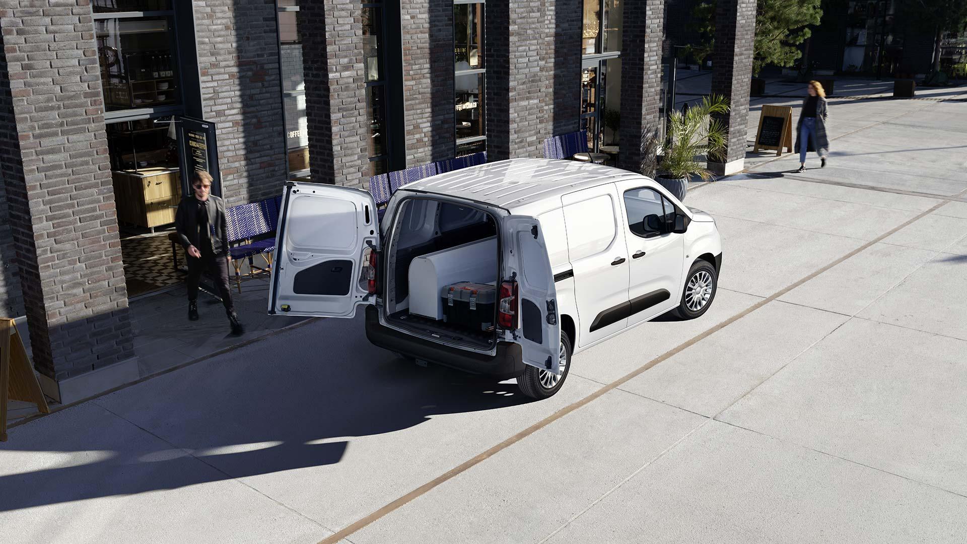 Prenota un Test Drive: Toyota Nuovo Proace City