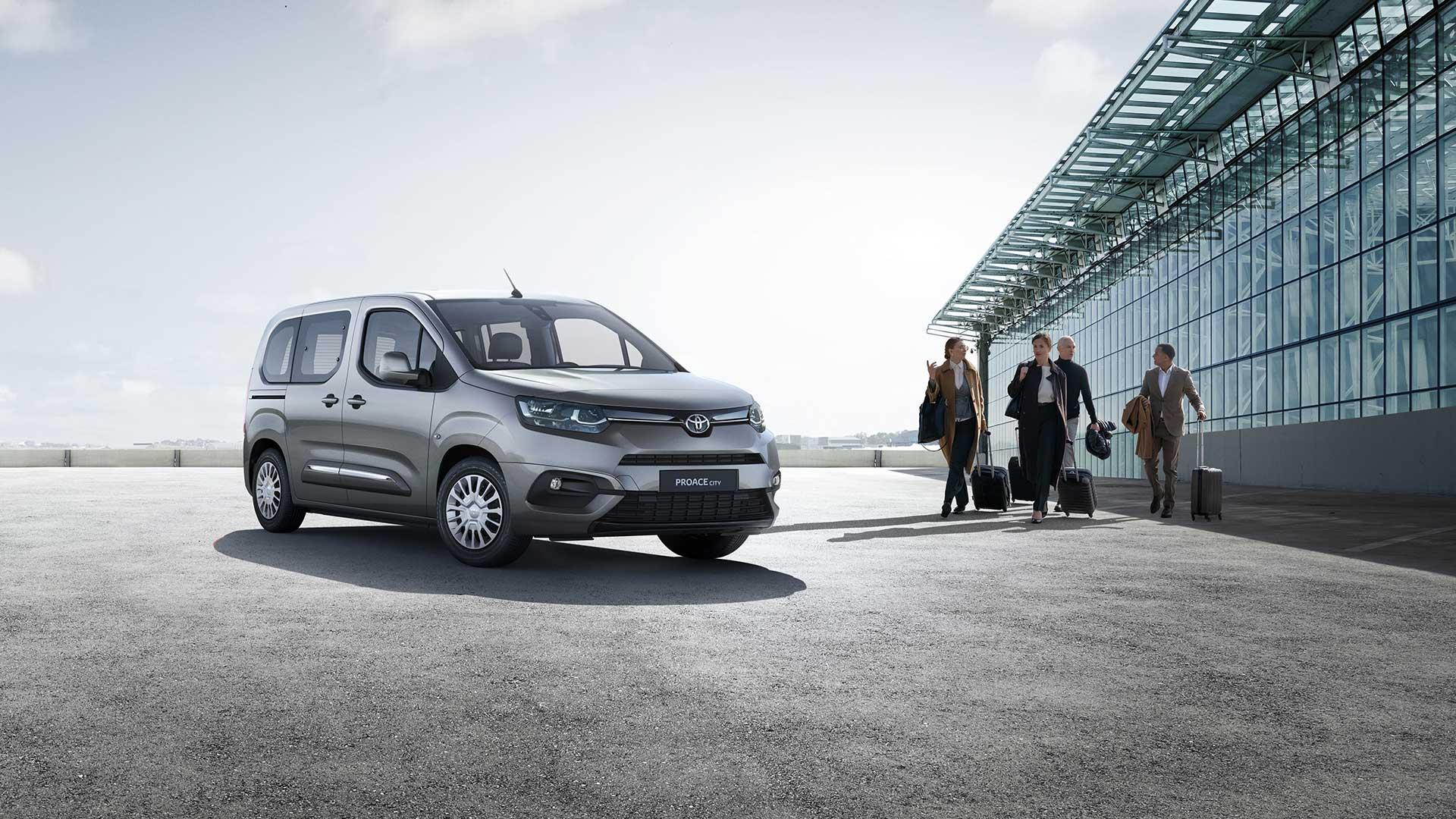 Toyota Nuovo Proace City Verso - Promozioni e Prezzi