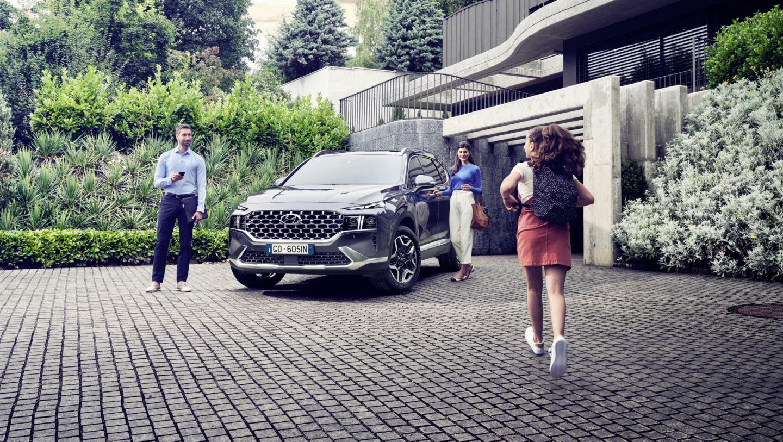 Hyundai Nuovo Santa Fe: Preventivo Gratuito e Personalizzato!