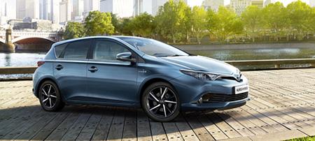 Toyota - Emissioni ridotte al minimo
