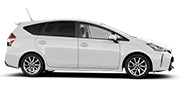 Toyota - Prius+ Hybrid