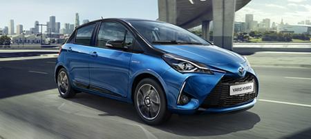 Toyota - Un risparmio di carburante che apprezzerai