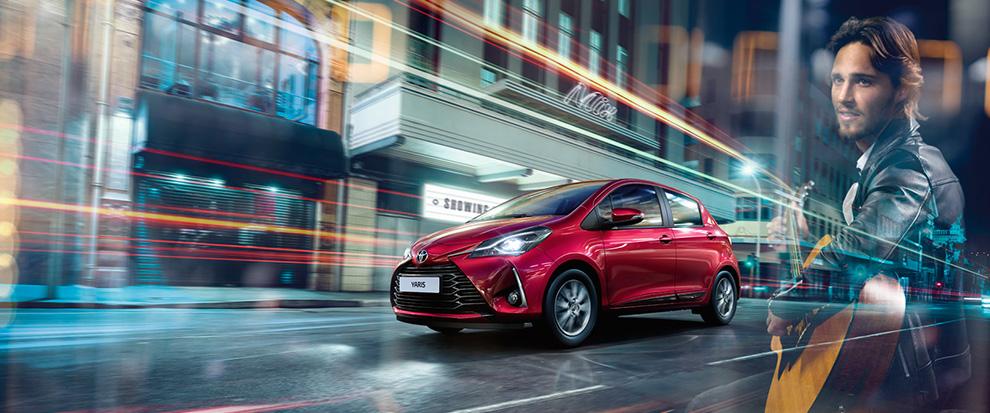 Toyota Yaris -  (Promozioni e Prezzi 2019)