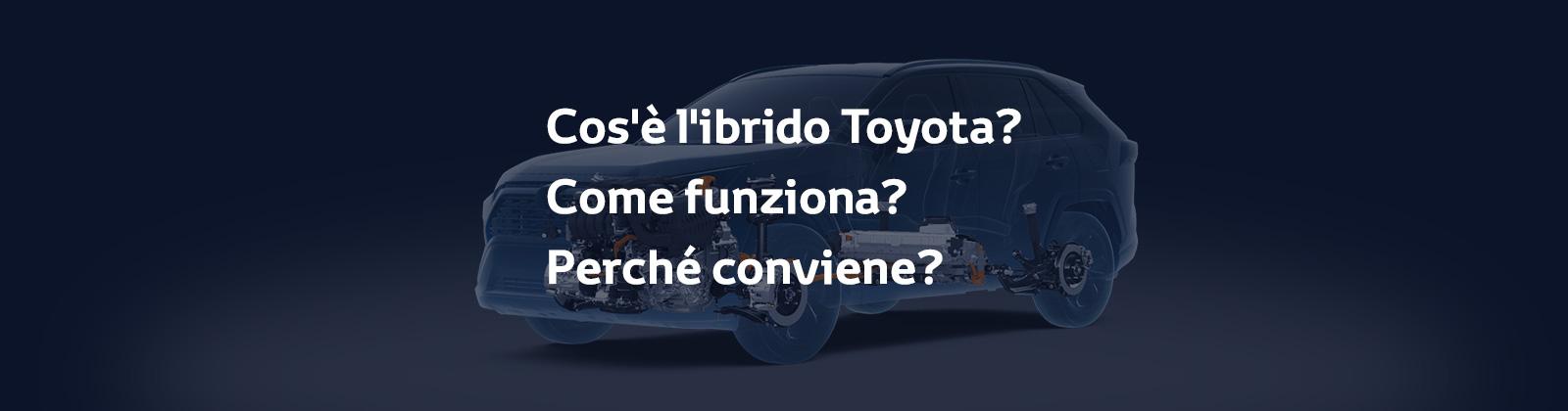Cos'è l'ibrido Toyota? Come funziona? Perché conviene? (VIDEO)