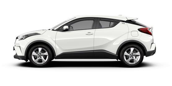 Toyota C-HR Colori