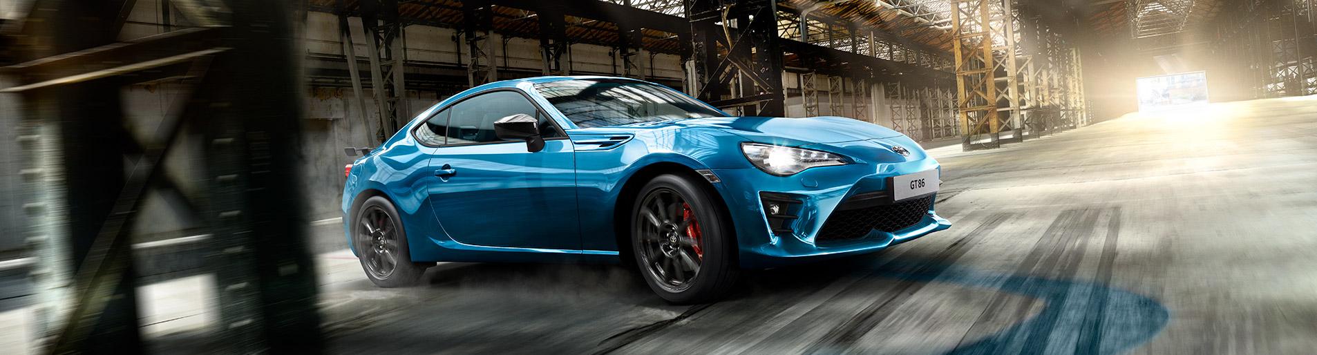 Toyota GT86: Allestimenti, Versioni e Motorizzazioni