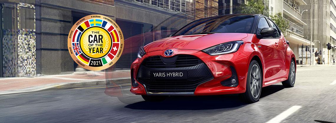 Toyota Nuova Yaris Hybrid - Promozioni e Prezzi