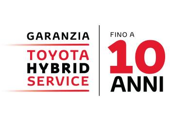 Toyota Hybrid Service: Fino a 10 anni di garanzia