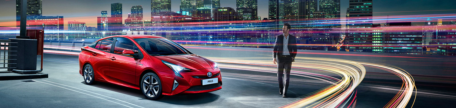 Prenota un Test Drive: Toyota Prius