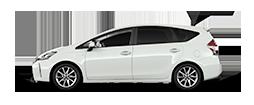 Toyota Prius+ 1.8 Style Benzina Hybrid