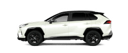 Toyota RAV4 2.5 HV (218CV) E-CVT 2WD Lounge Benzina Hybrid