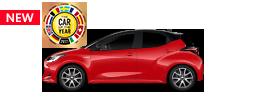 Toyota Yaris 1.5 Hybrid 5 porte Active Benzina Hybrid